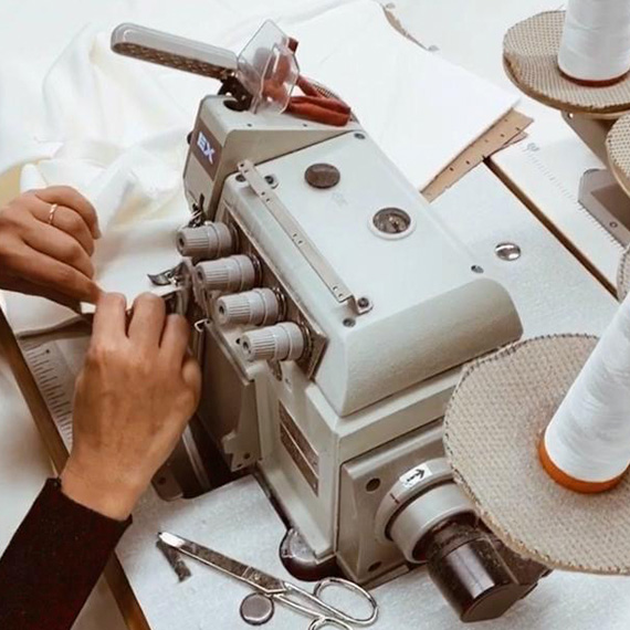 Numerous seamstresses with unique know-how